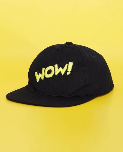 Schwarze Kappe